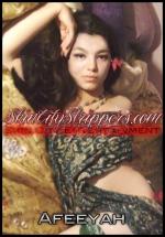 Female Stripper Afeeyah