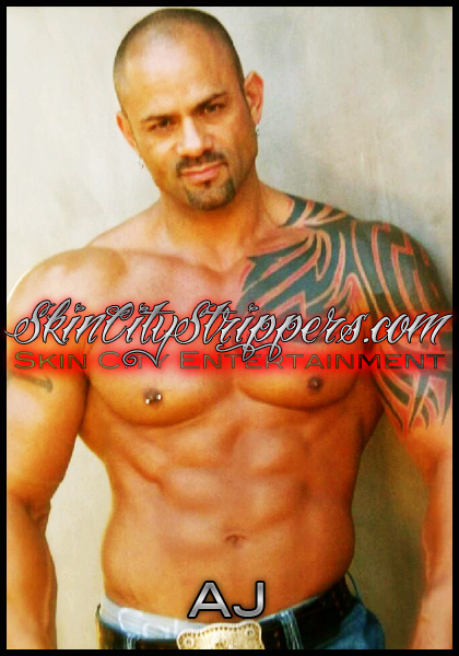 Los Angeles Bachelorette Party Male Strippers
