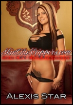 Female Exotic Dancer Alexis Star