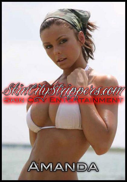 Amanda San Diego Strippers