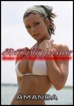 Female Exotic Dancer Amanda