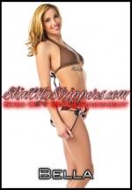 Female Stripper Bella