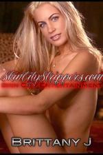 Female Stripper Brittany J