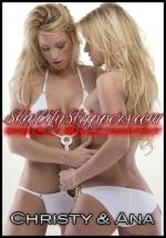 Female Stripper Christy