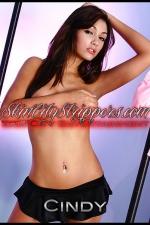 Female Stripper Cindy