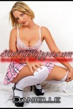Female Stripper Danielle