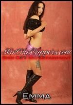 Female Stripper Emma