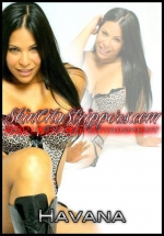 Female Exotic Dancer Havana