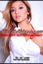 Female Stripper Julie