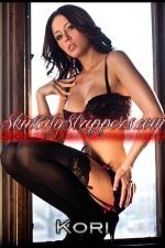 Female Stripper Kori