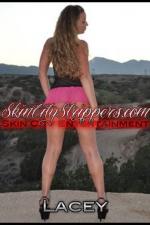 Female Stripper Lacey