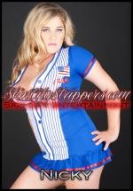 Female Stripper Nicky