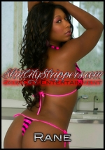 Rane Black Female Stripper