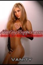 Female Exotic Dancer Vanity