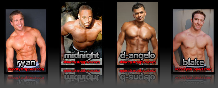 Male Strippers in Orange County California