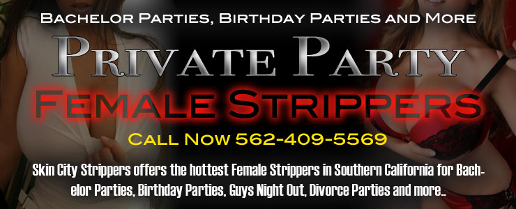 San Diego Female Strippers