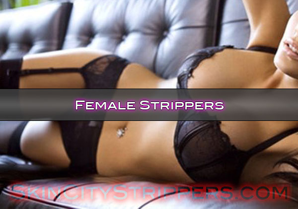 California Female Strippers