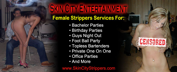 Bachelor Party Strippers